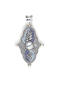 3410_Cordoba Pendant In Sapphire